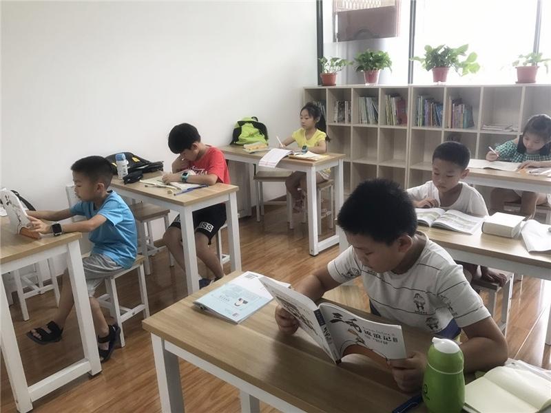 2019年石桥铺小学生托管班
