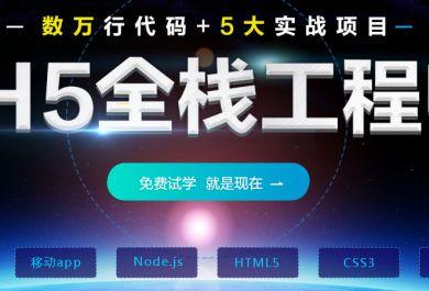 成都H5语言编程培训