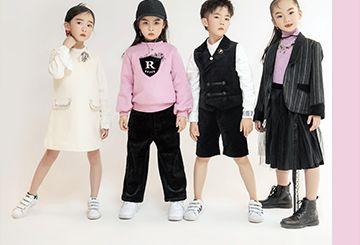 成都潮童星儿童平面模特培训班