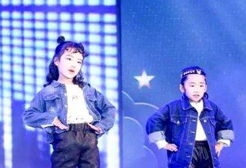 成都潮童星儿童舞蹈课程班