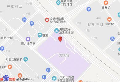 成都首酷儿童街舞大悦城校区