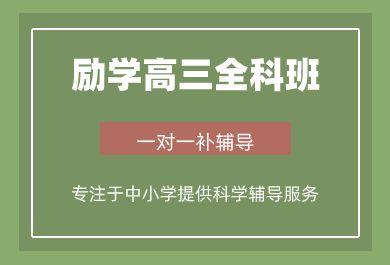 宜昌高三全科一对一补习班