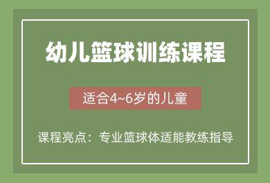 成都usba4-6岁幼儿篮球训练课程