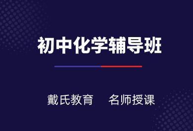 成都温江区初中化学辅导班